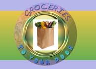 Participación Nro. 343 de concurso de Graphic Design para Logo Design for Groceries To Your Door