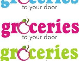 #189 dla Logo Design for Groceries To Your Door przez doarnora