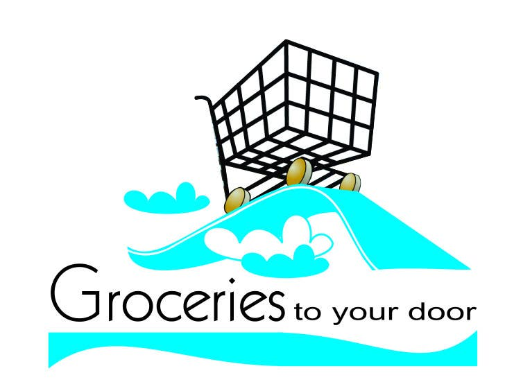 Participación en el concurso Nro.63 para Logo Design for Groceries To Your Door