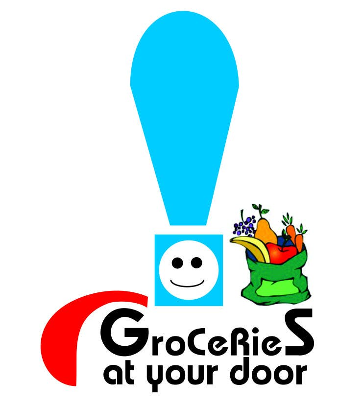 Participación en el concurso Nro.71 para Logo Design for Groceries To Your Door