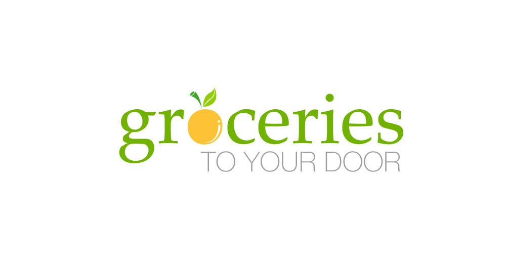 Entri Kontes #236 untukLogo Design for Groceries To Your Door
