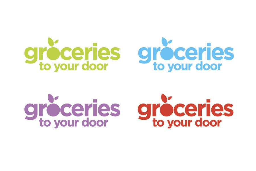 Contest Entry #                                        356                                      for                                         Logo Design for Groceries To Your Door