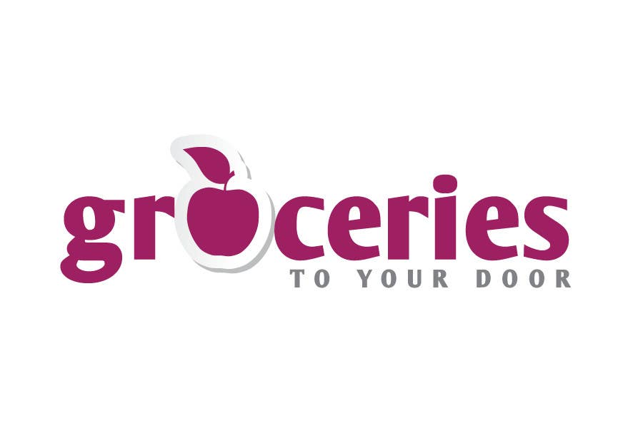 Entri Kontes #251 untukLogo Design for Groceries To Your Door