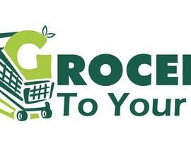 #226 para Logo Design for Groceries To Your Door de Lawls1