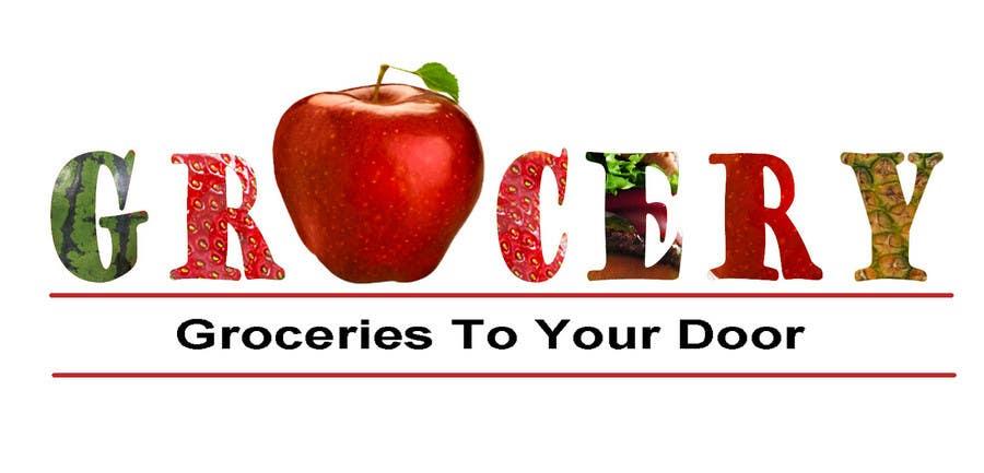 Participación en el concurso Nro.369 para Logo Design for Groceries To Your Door