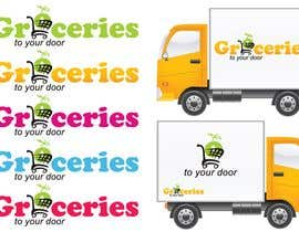 #282 dla Logo Design for Groceries To Your Door przez colgate