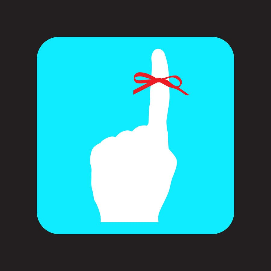 Konkurrenceindlæg #6 for Graphic Design for ForGetMeKnots Icon Design