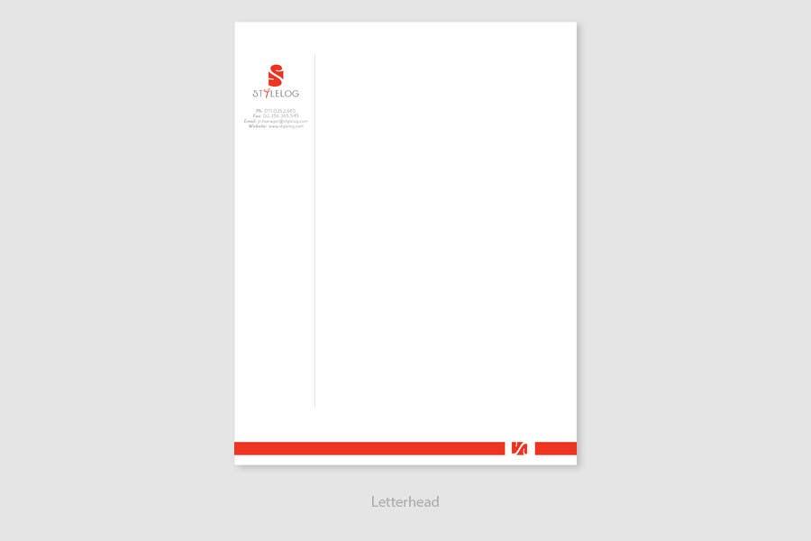 Kilpailutyö #332 kilpailussa Logo Design for Stylelog