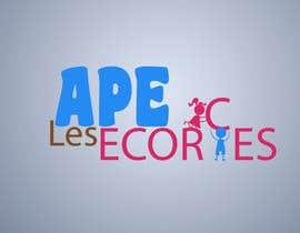 nº 12 pour Logo pour l'association des parents d'élèves des Ecorces (APE) par nenro