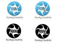 #297 for Logo Design for KR8V - a Brand for International Creative Industries Professionals by santossystems
