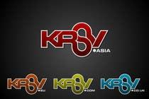Graphic Design Inscrição do Concurso Nº267 para Logo Design for KR8V - a Brand for International Creative Industries Professionals