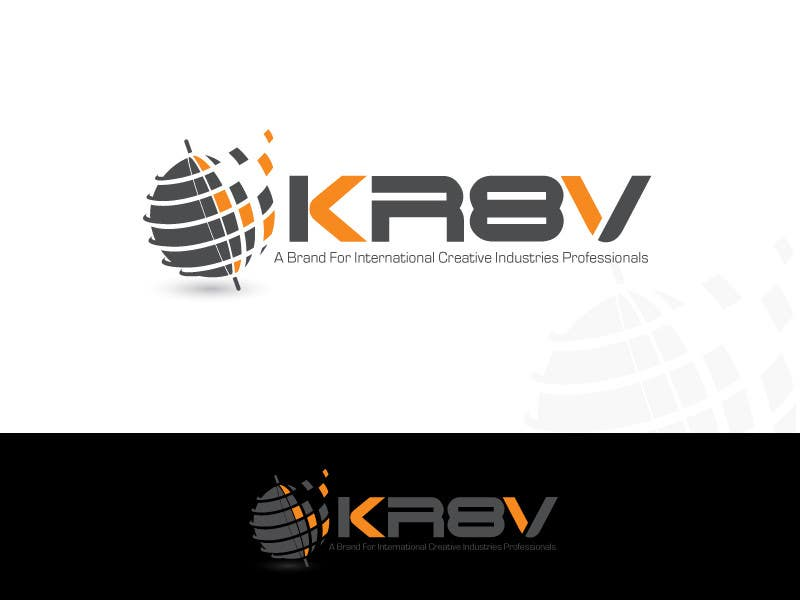 #140 for Logo Design for KR8V - a Brand for International Creative Industries Professionals by SUBHODIP02