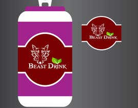 Nro 60 kilpailuun Fitness Drink Logo Design käyttäjältä TrezaCh2010