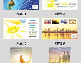 DannyLeDesign tarafından Urgent graphic design for n. 6 panels in big size for my exhibition stand, I need in 2 days max için no 32