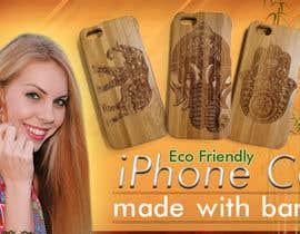 #24 untuk Design an Advertisement for phone case oleh mohitjain77