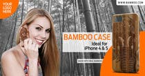 Graphic Design Entri Peraduan #10 for Design an Advertisement for phone case
