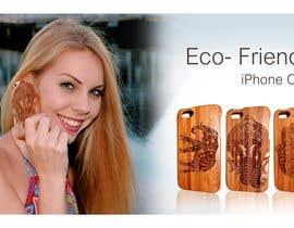 #31 untuk Design an Advertisement for phone case oleh rohitnav