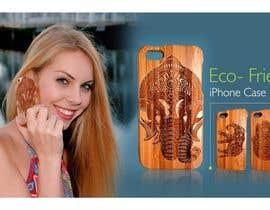 #32 untuk Design an Advertisement for phone case oleh rohitnav