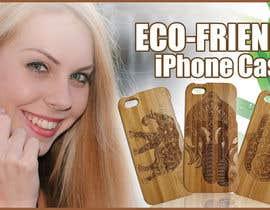 #33 untuk Design an Advertisement for phone case oleh amcgabeykoon