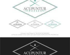 #14 for Typographic logo for acupunture practice by paijoesuper