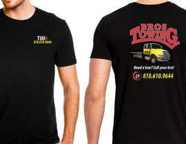 nº 21 pour Design a T-Shirt par mrteeco