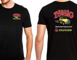 nº 24 pour Design a T-Shirt par mrteeco