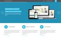 Graphic Design Inscrição do Concurso Nº6 para Ontwerp een Website Mockup for mark / label