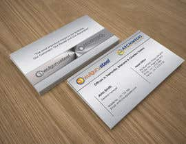 #56 for Business Card Design for Wulguru Group - incorporates Wulguru Steel & Archimedes Engineering by lihia