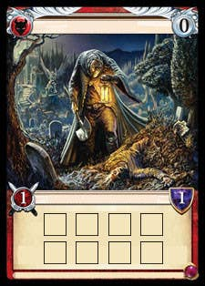 entry 54 by umangpatel2442 for create a fantasy card game template