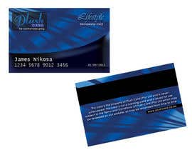 nº 33 pour Loyalty Card Redesign for Plush Card (Pty) Ltd par madiful
