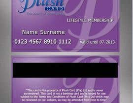 nhoel555 tarafından Loyalty Card Redesign for Plush Card (Pty) Ltd için no 8