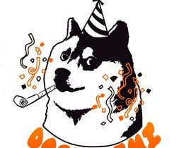 nº 28 pour Design a T-Shirt for a MEME (Doge meme) wow par Fayeds