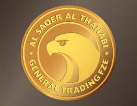 #32 cho Logo for Golden Falcon general Trading bởi Vlad35563