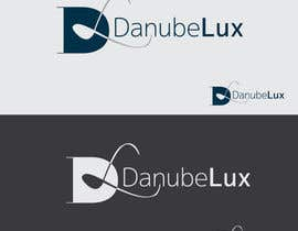 nº 14 pour Logo design for a new company selling luxury: DanubeLux. par Ollive