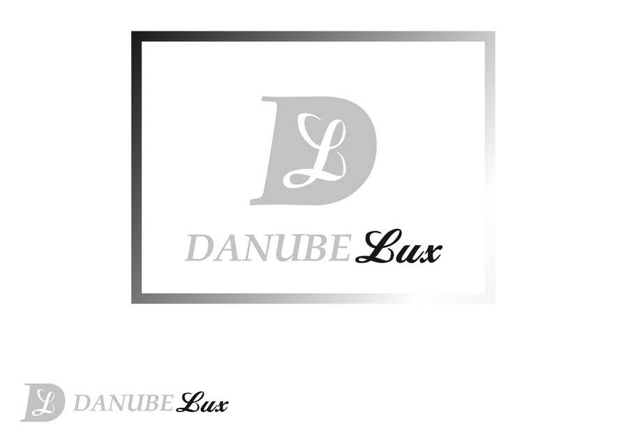 Proposition n°98 du concours Logo design for a new company selling luxury: DanubeLux.