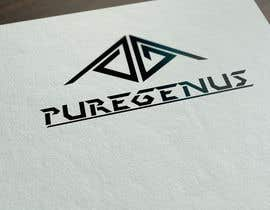 #113 for Want to be smarter?  PUREGENUS Logo Design by mohdrizall