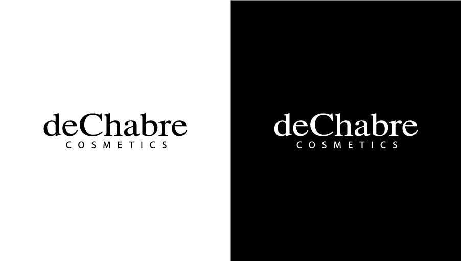 Inscrição nº 99 do Concurso para Logo Design for deChabre Cosmetics