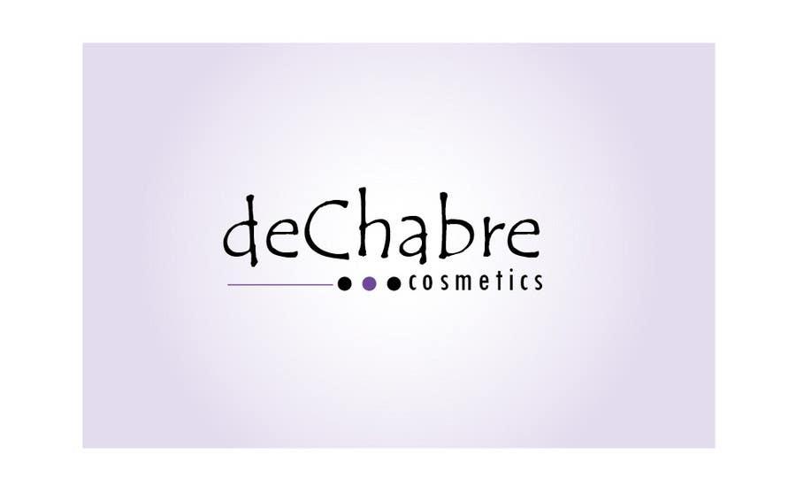 Inscrição nº 181 do Concurso para Logo Design for deChabre Cosmetics
