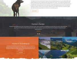 syrwebdevelopmen tarafından Create a highly visible online platform for HUNTAMORE için no 65