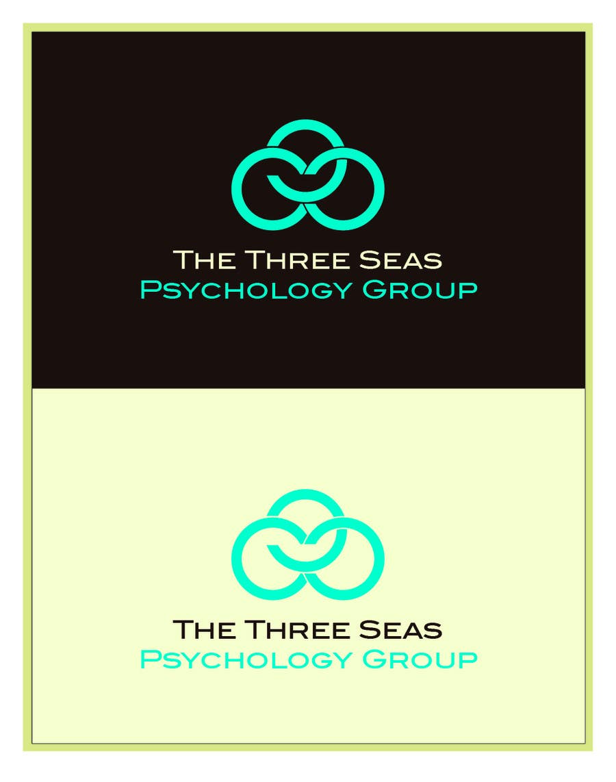Bài tham dự cuộc thi #33 cho Logo Design for The Three Seas Psychology Group