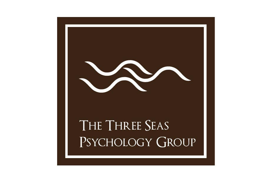 Contest Entry #63 for Logo Design for The Three Seas Psychology Group