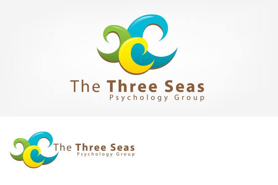 Bài tham dự cuộc thi #103 cho Logo Design for The Three Seas Psychology Group