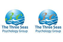 Graphic Design Συμμετοχή Διαγωνισμού #128 για Logo Design for The Three Seas Psychology Group