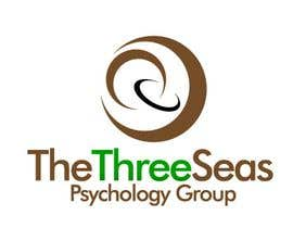 #153 para Logo Design for The Three Seas Psychology Group de Djdesign