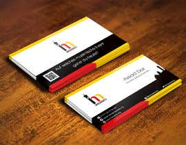 #58 untuk Business Card Design for Mevents (with letterhead optional) oleh IllusionG