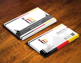 #59 untuk Business Card Design for Mevents (with letterhead optional) oleh IllusionG