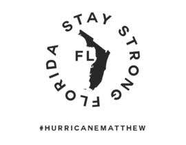 #179 for Design Hurricane Matthew t-shirt by nicolemiranda
