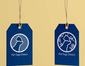 #6 for Design a Logo For New Template: Pet Tag Shop af Leandra797