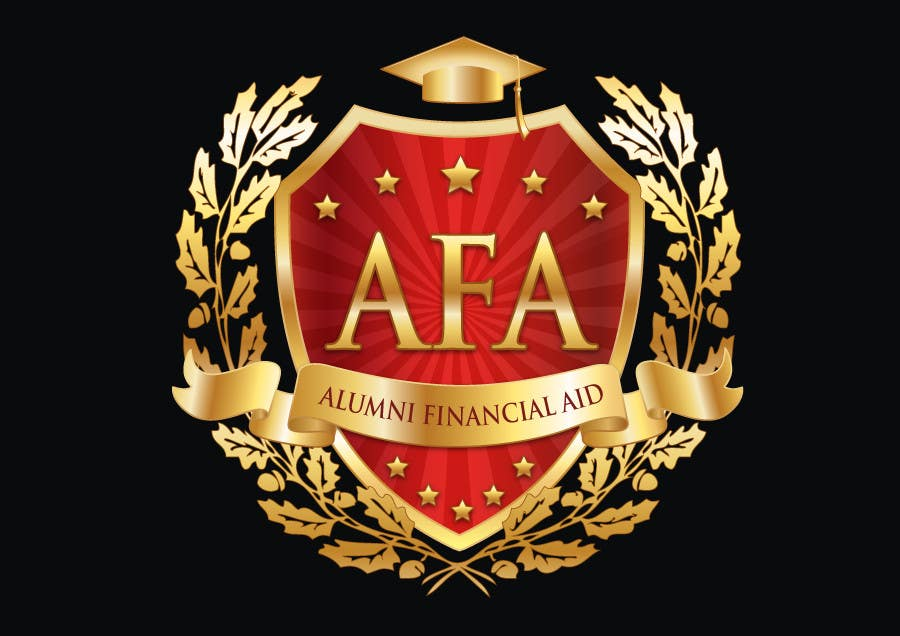 Penyertaan Peraduan #                                        316                                      untuk                                         Logo Design for Alumni Financial Aid