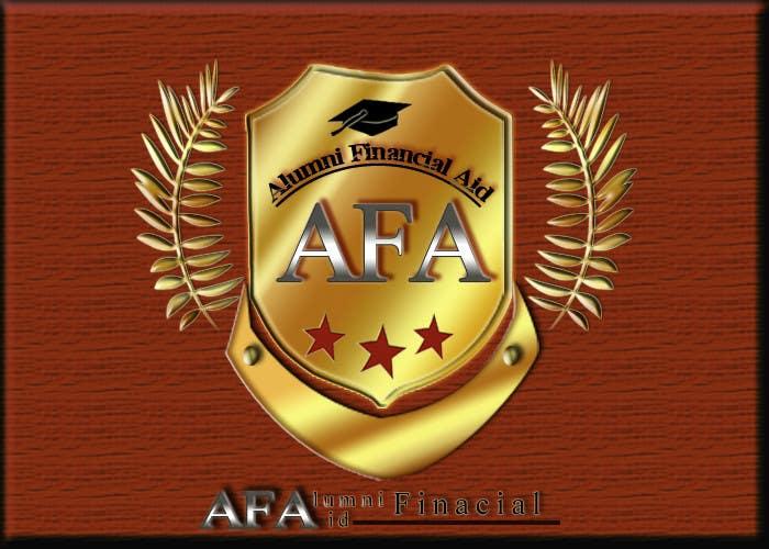 Penyertaan Peraduan #                                        215                                      untuk                                         Logo Design for Alumni Financial Aid